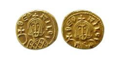 Ancient Coins - BYZANTINE EMPIRE. Theophilus. 829-842 AD. Gold Semissis.