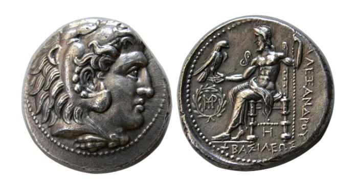Ancient Coins - SELEUKID KINGS of SYRIA. Seleukos I Nikator. 312-281 BC. AR Tetradrachm