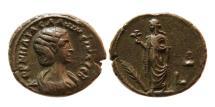 Ancient Coins - EGYPT, Alexandria. Salonina. AD. 254-268. Æ Tetradrachm. Lovely strike.