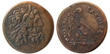 Ancient Coins - PTOLEMAIC KINGS. Ptolemy IV. 225-205 BC. Æ Drachm. Nice example for the issue.