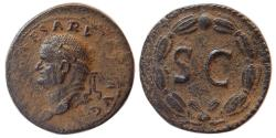 Ancient Coins - SYRIA, Seleucis and Pieria. Antioch. Vespasian, 69-79. AE As Orichalcum