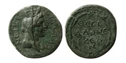Ancient Coins - MACEDONIA, Thessalonica. Pseudo-Autonomous. Ca. Early 3rd. Century AD. Æ.