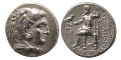 Ancient Coins - KINGS of MACEDON, Alexander III. 336-323 BC. AR Tetradrachm. Susa. Lovely style.