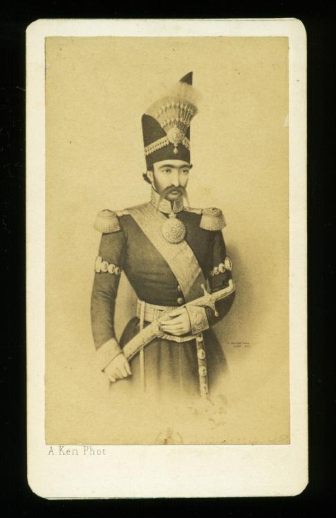 King Nasir – Nasir is the king to the kingdom of khaldoun.