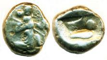 Ancient Coins - PERSIA, LYDIA, GREAT ACHAEMENID KINGS, Xerxes I - Darius II, circa 485 - 420 BC, Silver Siglos, Bird-like Pattern!
