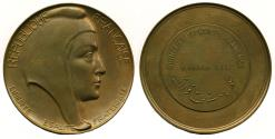 World Coins - IRAN, FRANCE: Large Bronze Medal commemorating science and Technology of France in Tehran Fair 1959, Paris Mint in Original Box, SUPERB EXTREMELY RARE!