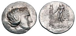Ancient Coins - THRACE,  Thasos. After 146 BC.  AR Tetradrachm.