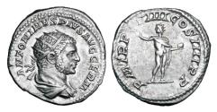 Ancient Coins - CARACALLA, 198-217 AD.  AR Antoninianus.