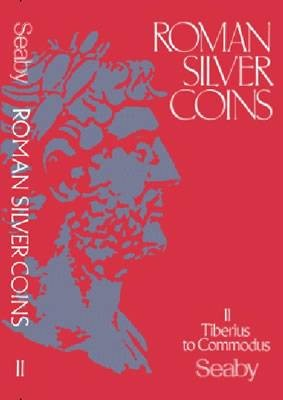 Ancient Coins - RSC2:  Sear, David.  Roman Silver Coins, Vol. 2.