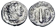 COMMODUS, 177-192 AD.  AR Denarius.