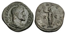 Ancient Coins - MAXIMIANUS I THRAX, 235-238 AD.  AE Sestertius