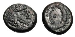 Ancient Coins - ELYMAIS.  Unknown King, II-III Century AD.  Æ Drachm.