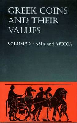 Ancient Coins - Sear, David.  Greek Coins and their Values Volume II Asia and North Africa