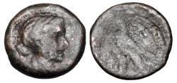 Ancient Coins - PTOLEMAIC KINGDOM.  Cleopatra VII, 51-30 BC.  Æ 80 Drachmae