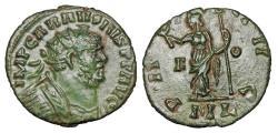World Coins - CARAUSIUS, 287-293 AD.   Æ Antoninianus.