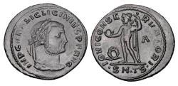 Ancient Coins - LICINIUS I, 308-324 AD.  Æ Large Module Follis.