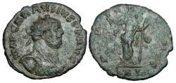 Ancient Coins - CARAUSIUS, 287-293 AD.   AE Antoninianus