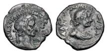 Ancient Coins - ROMAN EGYPT.  Galba, 68-69 AD.  Billon Tetradrachm.