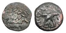 Ancient Coins - ANCIENT JUDAEA.  Antonius Felix.