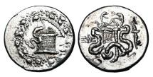 Ancient Coins - IONIA, Ephesos.  AR Cistophoric Tetradrachm.