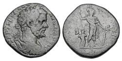 Ancient Coins - SEPTIMIUS SEVERUS, 193-211 AD.  Æ Sestertius.