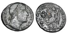 Ancient Coins - CONSTANTINE I, 307-337 AD.  Æ Follis.  Very Rare.