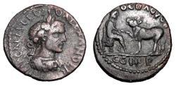 Ancient Coins - MYSIA, Parion.  Gallienus, 253-268 AD.  ®22.