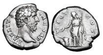 Ancient Coins - AELIUS, Caesar, 136-138 AD.  AR Denarius.