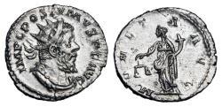 Ancient Coins - POSTUMUS, 259-268 AD.  AR Antoninianus.