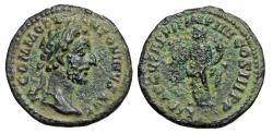 Ancient Coins - COMMODUS, 180-192 AD.  ¨ Semis.