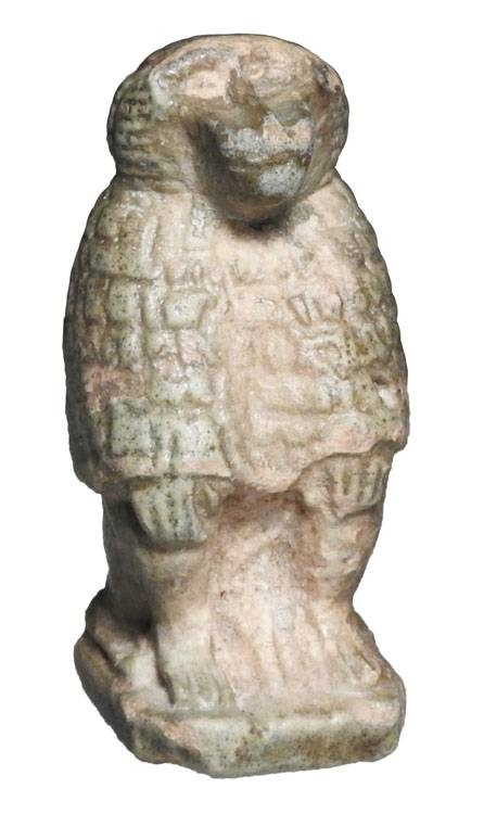 large faience baboon statuette egypt late period vii iv century bc good color large size rare and important - Faience Colore