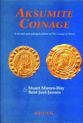 Ancient Coins - Munro - Hay, Stuart and Bent Juel - Jensen.  Aksumite Coinage