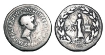 Ancient Coins - IONIA, Ephesos.  Augustus, 27 BC-14 AD.  AR Cistophoric Tetradrachm.