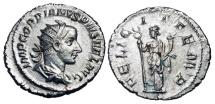 Ancient Coins - GORDIAN III, 238-244 AD.  AR Antoninianus.