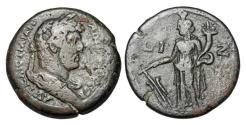 Ancient Coins - ROMAN EGYPT.  Hadrian, 117-138 AD.  Æ Drachm.