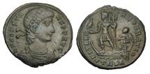 Ancient Coins - CONSTANS, 337-350 AD.  AE Centenionalis