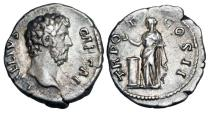 Ancient Coins - AELIUS, as Caesar, died 138 AD.  AR Denarius.