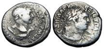 Ancient Coins - PHOENICIA, Tyre.  Trajan, 98-117 AD.  AR Tetradrachm