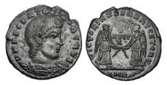 Ancient Coins - DECENTIUS,  350-353 AD.  AE Centenionalis.