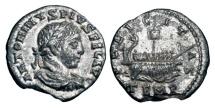 ELAGABALUS, 218-222 AD.  AR Denarius.