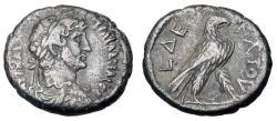 Ancient Coins - ROMAN EGYPT, Hadrian, 117-138 AD.  Æ Billon Tetradrachm. ex Art Institute of Chicago.