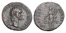Ancient Coins - DOMITIAN, 81-96 AD.  ® As.