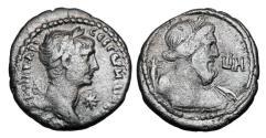 Ancient Coins - ROMAN EGYPT.  Trajan, 98-117 AD.  Billon Tetradrachm.