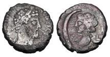Ancient Coins - ROMAN EGYPT.  Commodus, 177-192 AD.  Billon Tetradrachm.