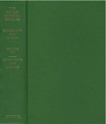 Ancient Coins - RIC6:  Sutherland and Carson.  The Roman Imperial Coinage Volume 6