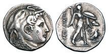 Ancient Coins - PTOLEMAIC EGYPT,  Ptolemy I, 323-283 BC.  AR Tetradrachm.