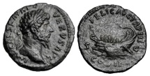 Ancient Coins - LUCIUS VERUS, 161-169 AD.  AE As.