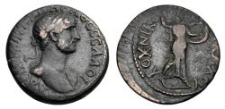 Ancient Coins - THESSALY, Koinon of Thessaly.  Hadrian, 117-138.  Æ21.