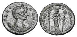 Ancient Coins - SEVERINA, wife of Aurelian, 270-275 AD.  Æ Antoninianus.