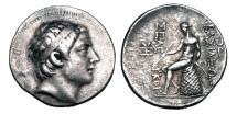 Ancient Coins - SELEUKID KINGDOM.  Seleukos III, 226-222 BC.  AR Tetradrachm.